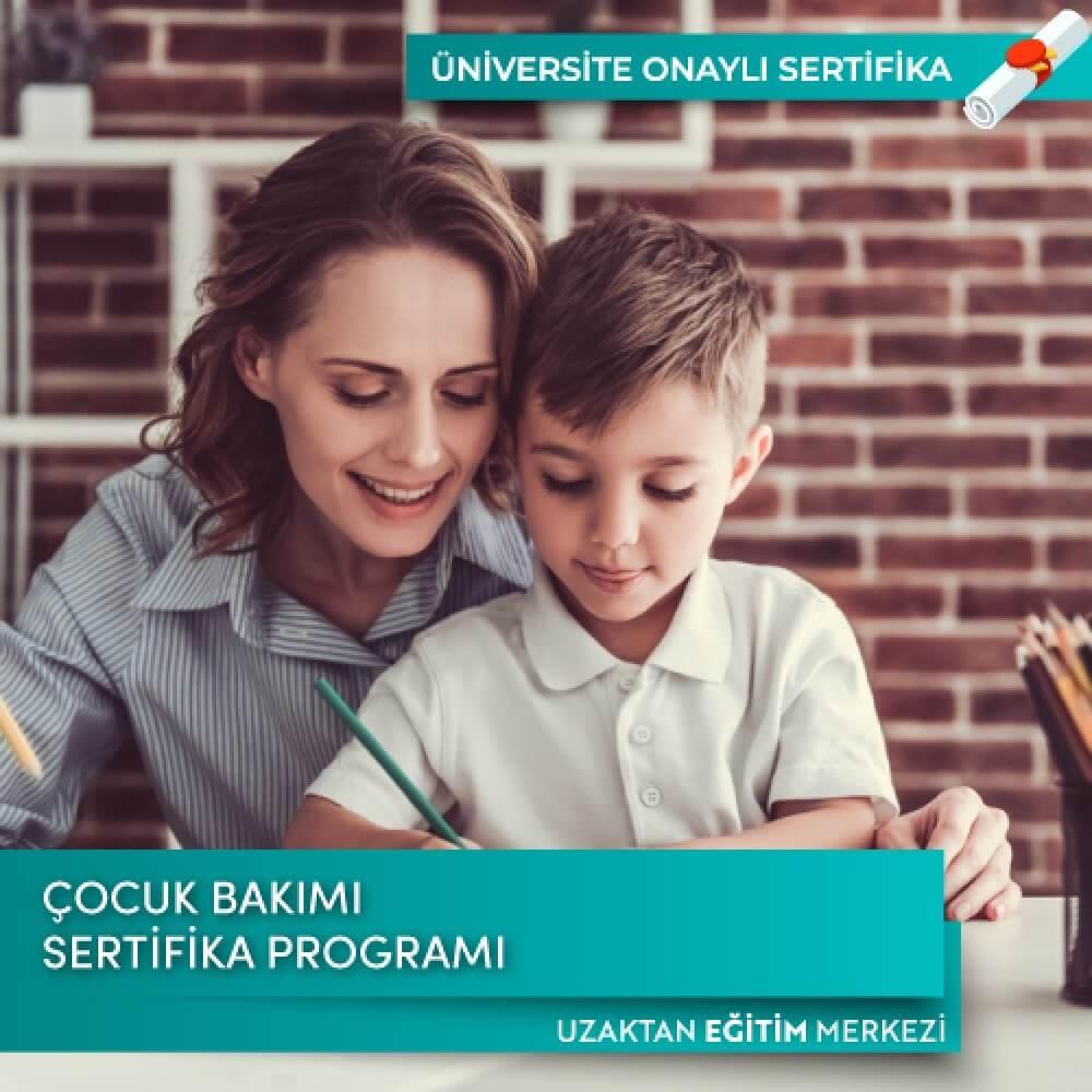 Çocuk Bakımı Sertifika Programı