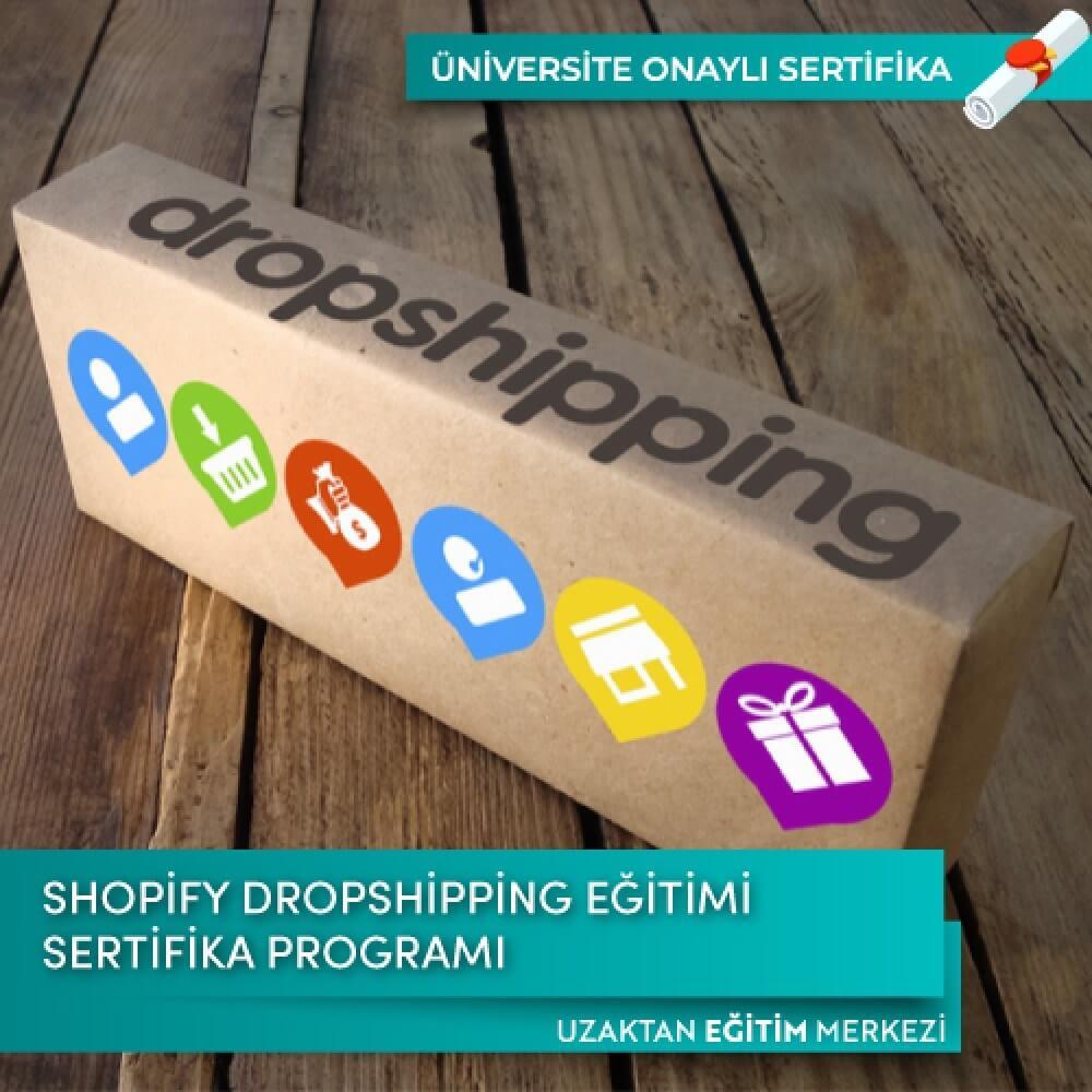 Shopify ile Dropshipping Eğitimi