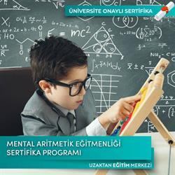 Mental Aritmatik Eğitmenlik Sertifika Programı