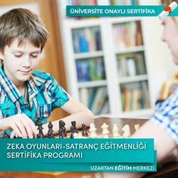 Zeka Oyunları ve Satranç Eğitmenlik Sertifika Programı