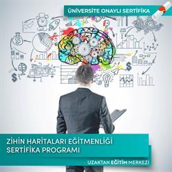 Zihin Haritaları (Mind Mapping) Eğitmenliği Sertifika Programı