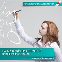 Hafıza Teknikleri Eğitmenlik Sertifika Programı