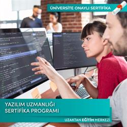 Yazılım Uzmanlığı Sertifika Programı
